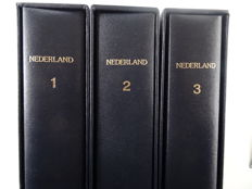 The Netherlands 1940/2001 - Nearly complete collection in three Importa albums