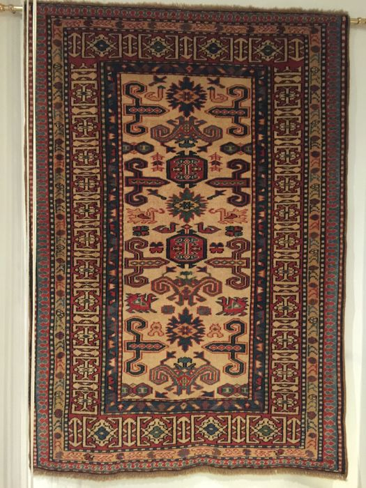 Antique Shirvan Perepedil, 118 x 82