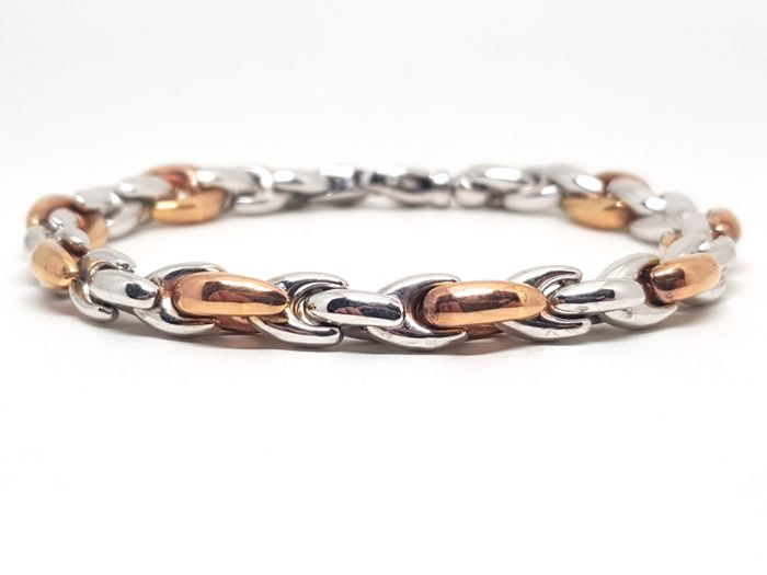 Ladies Gold Bracelet - Made In Italy - Brand New