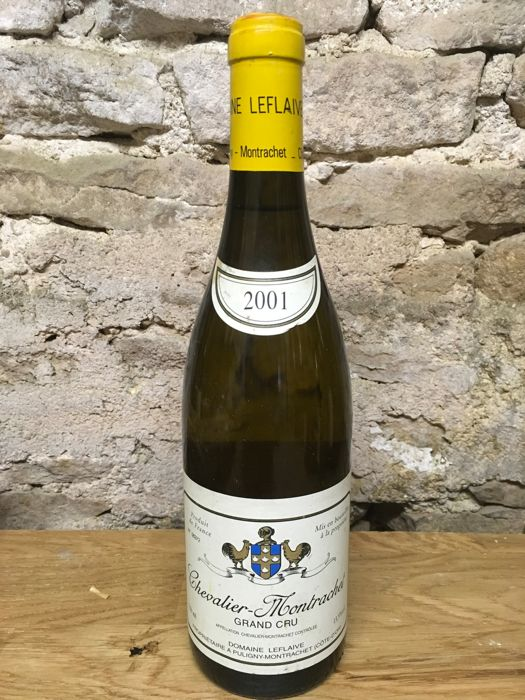 2001 Chevalier Montrachet Grand Cru - Domaine Leflaive x 1 bottle