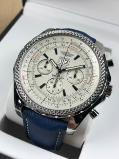 Breitling -  For Bentley Motors 6.75 Chronograph Automatic - A44362 - Homme - 2000-2010