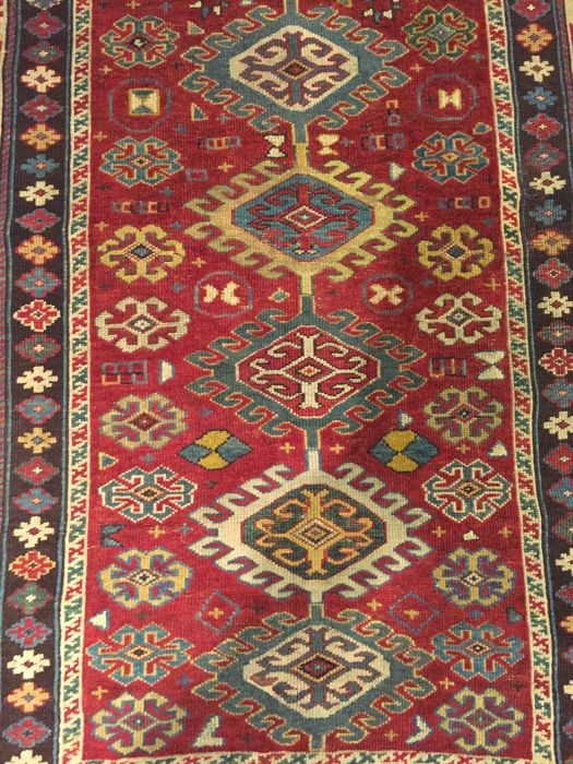 Antique Shirvan, first quarter of 20th century, 165 x 95 cm