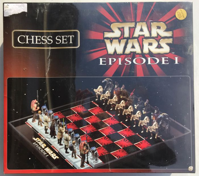 Star Wars - Chess - Episode 1 - 1999