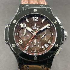 Hublot - Big Bang Limited Edition Frappuccino Chronograph - Ref. 341 - Hombre - 2000 - 2010