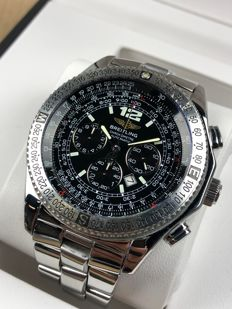 Breitling - B-2 Professional Chronograph Automatic - A42362 - Homme - 2000-2010