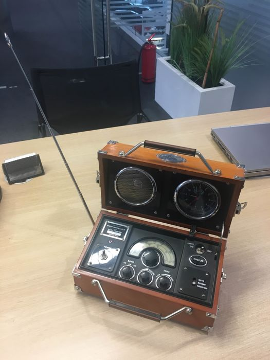 Collectible Spirit of St. Louis Radio