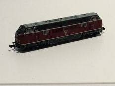 Minitrix N - 2061 - Diesel locomotive - BR221   (4849) - DB