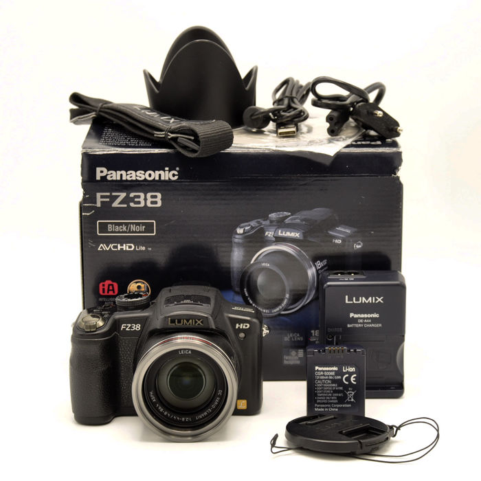panasonic dmc fz38 2540 catawiki rh auction catawiki com Panasonic Lumix DMC Panasonic Lumix Camera