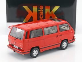 KK scale - Scale 1/18 - VW Multivan T3 - Red