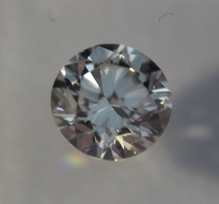 IGI Certified 0.36ct F IF VG/VG/G None Brilliant cut natural diamond