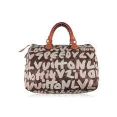 5430ed0f28 Louis Vuitton - Limited Edition Stephen Sprouse Graffiti Speedy 30 Bag