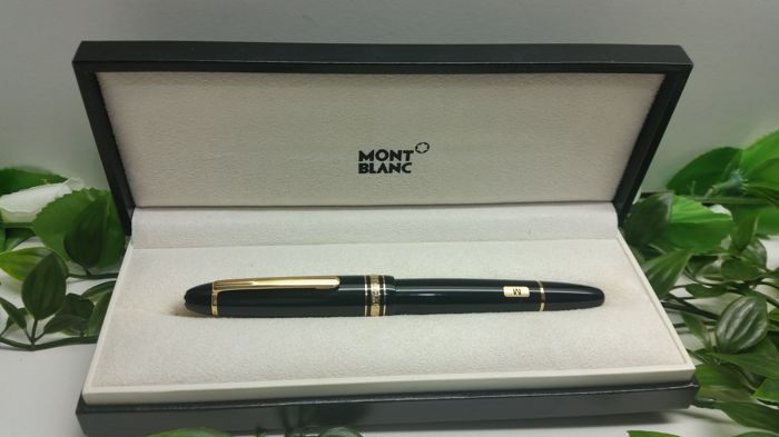 Montblanc Meisterstuck Le Grand fountain pen