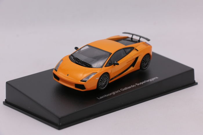 Lamborghini Gallardo Superleggera Colour Orange