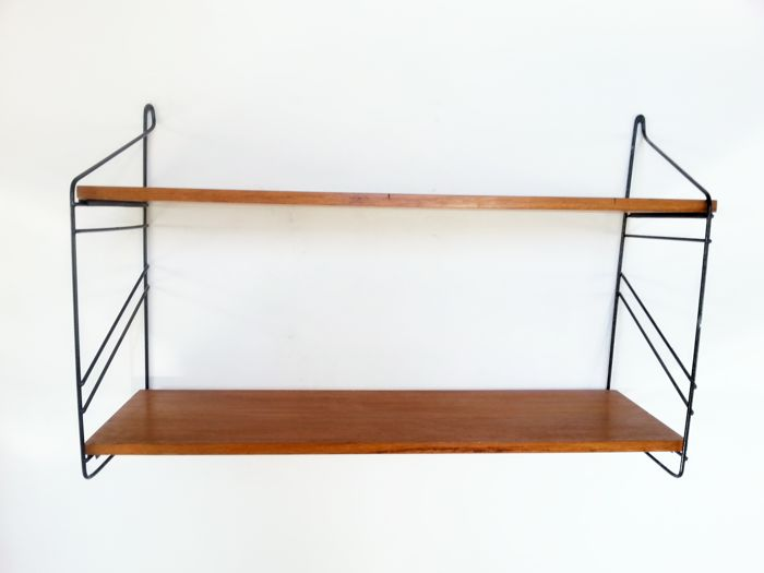 Producer unknown - vintage wall unit