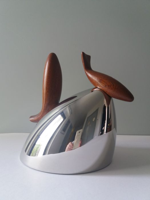 Frank Gehry for Alessi - Whistling kettle 'PITO'