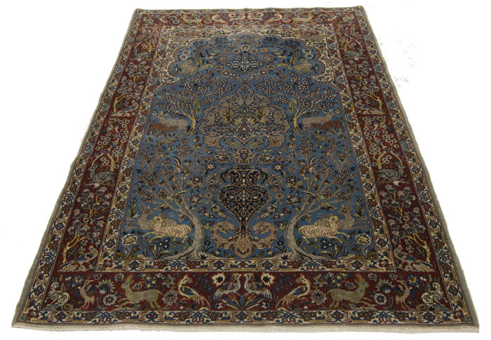Isfahan extra fine Iran, dimensions: 170 x 110 cm