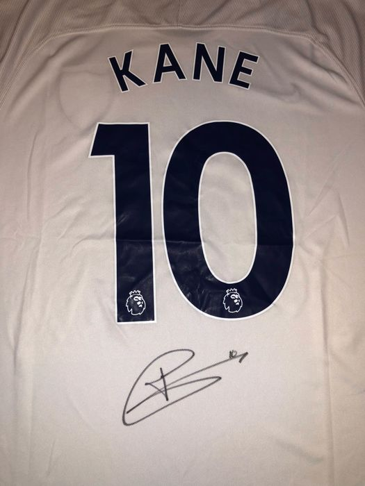 Tottenham Hotspur Harry Kane autographié photo 6X4 signé