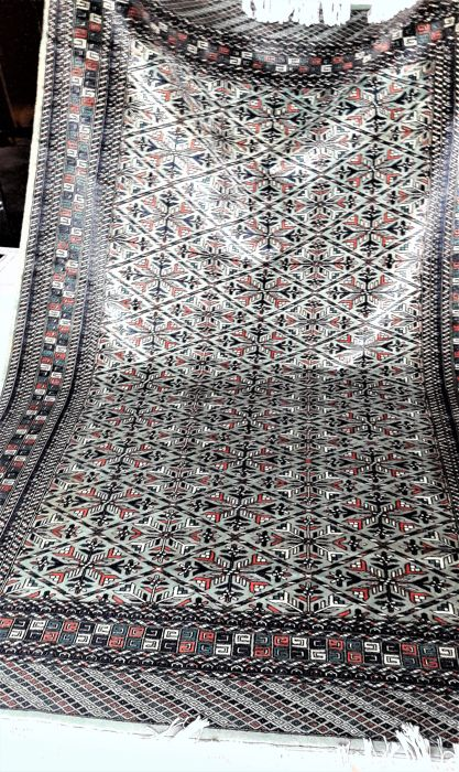 Bukhara, Pakistan, 2003 -  240 x 160 cm - very notable gloss