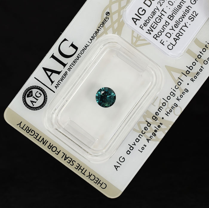 Diamond - 0.71 ct, EXC/VG/VG