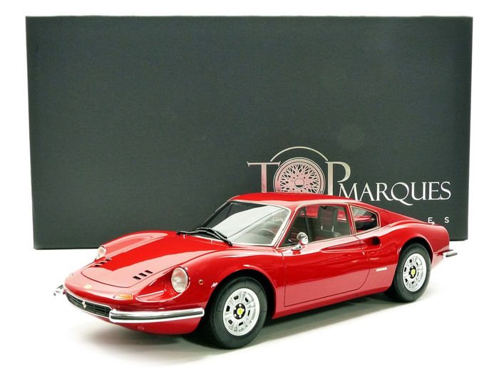 Top Marques - 1:12 - Dino 246 Gt - Limited Edition of 250 pcs