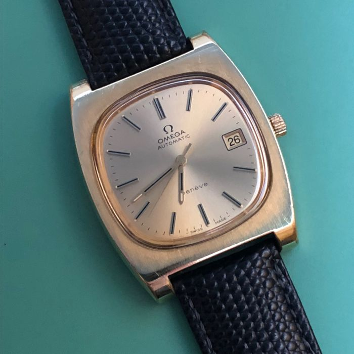 Omega - Calibre 1012 - Men - 1970-1979