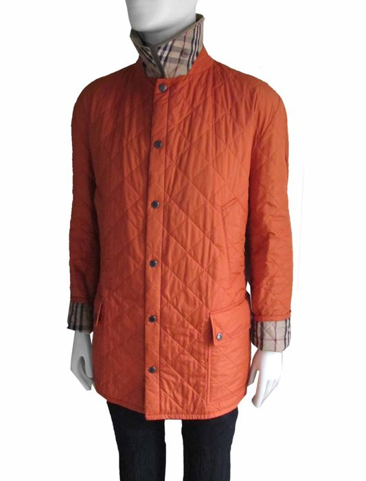 Burberry Quilted Field Jacket Catawiki