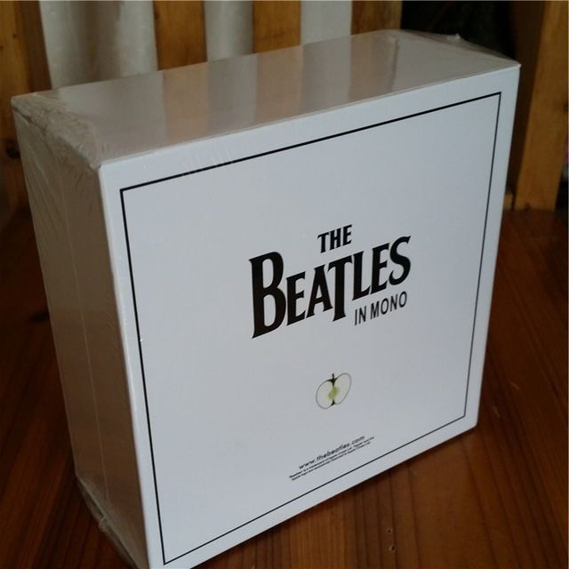 The Beatles: In Mono - Complete Mono Recordings Remastered 13 CD In Mono White Box Set