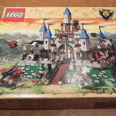 Castle - King Leo's Castle no 6098, complete with booklet and box