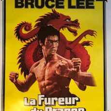 Bruce Lee -  return of The Dragon - 1973