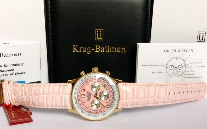 Krug-Baümen - 400215DS - (R)1206 Air Traveller Diamond - Unisex - 2011-heden