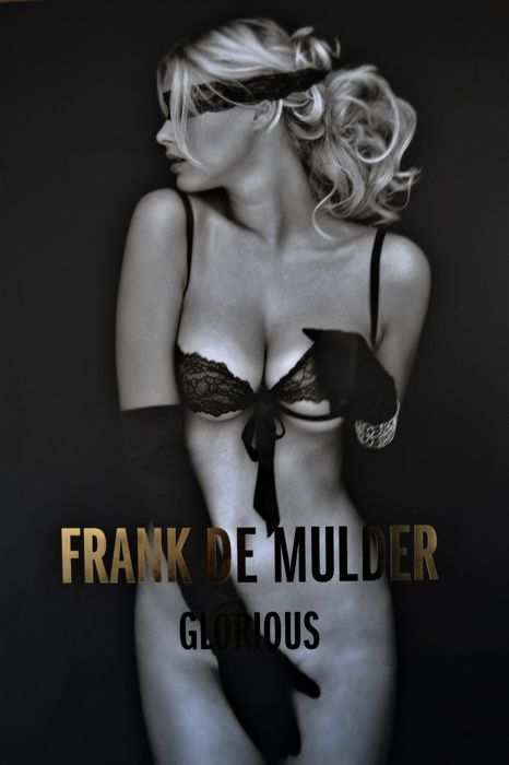Signed; Frank de Mulder - Glorious + 3 promo cards - 2013