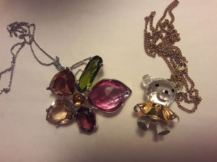Swarovski necklace 872244 ashling and a bear necklace catawiki swarovski necklace 872244 ashling and a bear necklace aloadofball Gallery
