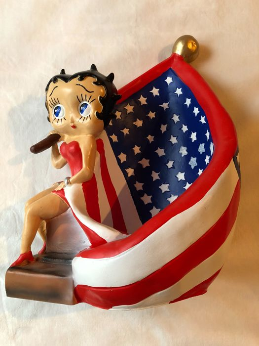 Betty Boop Figure USA
