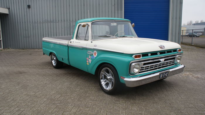 Ford USA - F 100 - 1966