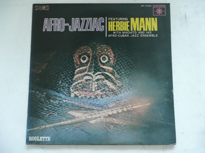 A Lot Of 11 Great Records Of Herbie Mann  Two Records Are Japanese Pressings And Is Very Hard To Find.