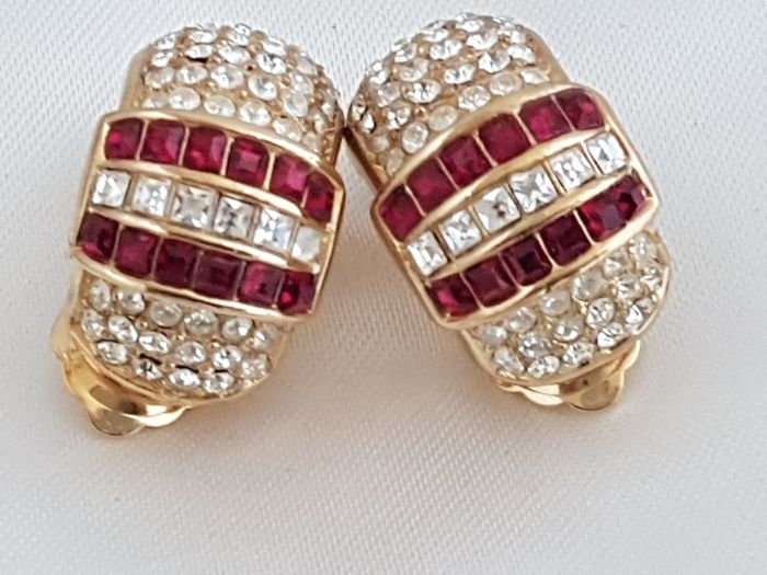 Christian Dior vintage earrings Germany 1960-1965 - Oorbellen - Vintage