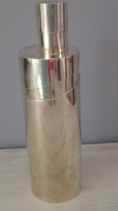 Cocktail Shaker, Gallia / Christofle, by Lino Sabattini - M. 469 Windsor, Art Deco