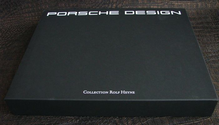 Porsche Design, 40 Years - Book - Collection Rolf Heyne 1st edition - 580 pages
