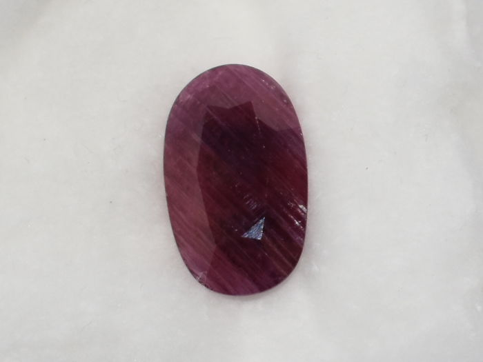 Ruby - 21.14 ct