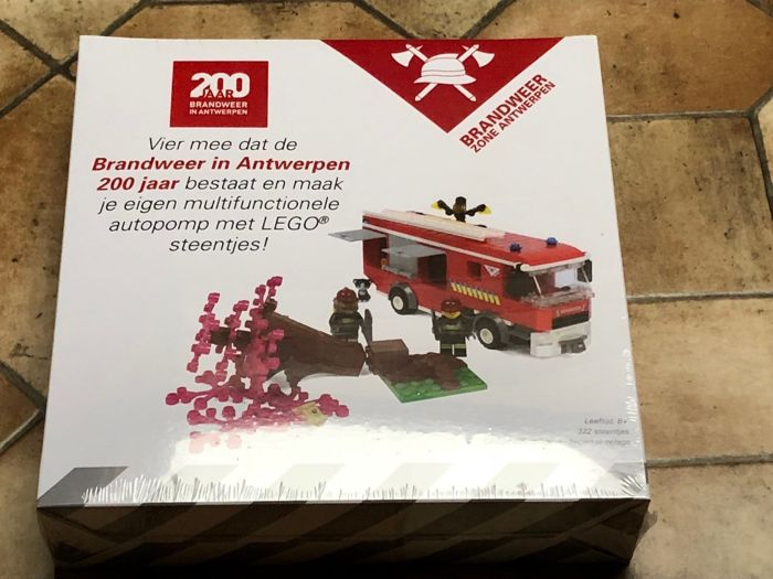 The Fire Truck LEGO CERTFIED PROFESSIONAL