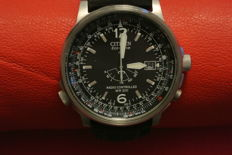 Citizen - Eco Drive Promaster PilotH - H461 - T004423 - GN - 4W - S - Heren - 2000-2010