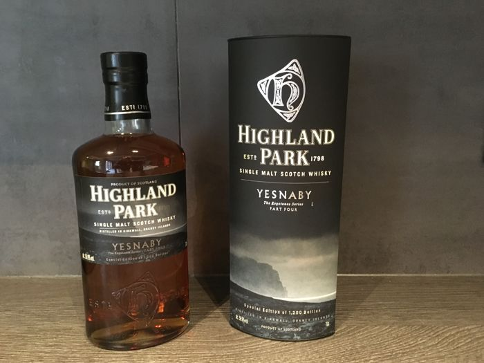 Highland Park Yesnaby - Keystones Series Part Four