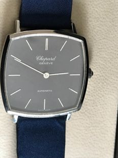 Chopard automatic 18 kt - men's wristwatch 1980-1989