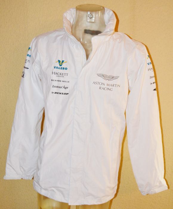 v tements aston martin valero team allweather jacket l 2014 catawiki. Black Bedroom Furniture Sets. Home Design Ideas