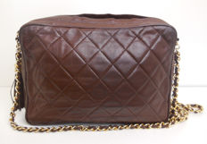 Chanel - vintage Camerabag with chain  Borsa a spalla - Vintage