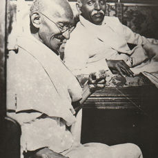 Unknown/Keystone Agency - Mahatma Gandhi, c.1910