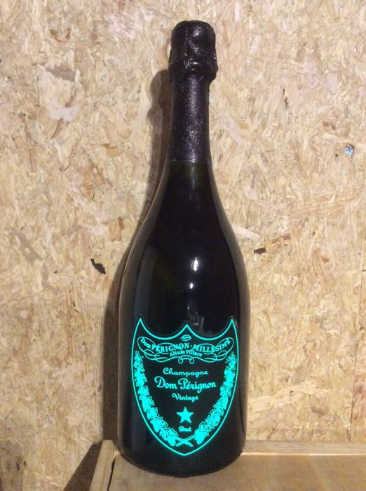 2004 Dom Perignon Luminous Collection Millesime Brut, Champagne - 1 bottle