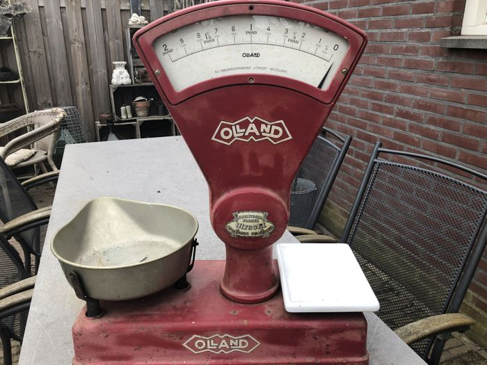 Beautiful old scales