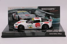 Minichamps - Scale 1/43 - Callaway Corvette Z06R GT3 - Adac GT Masters - 2011 - Limited Edition