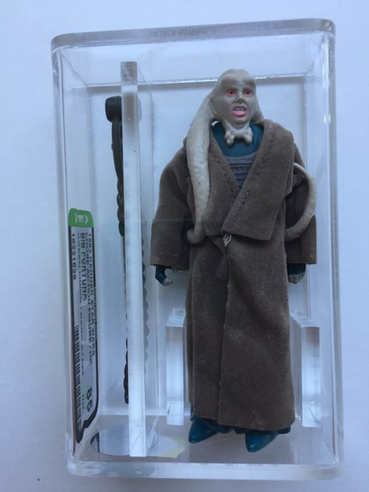 Star Wars Vintage - AFA 85 NM+ - Bib Fortuna  - (1983)
